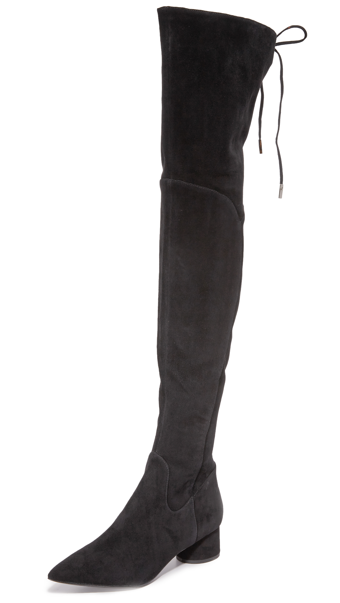 Sigerson Morrison Zetan Over The Knee Boots - Black
