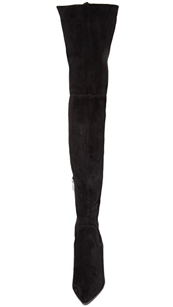 Sigerson Morrison Zetan Over the Knee Boots