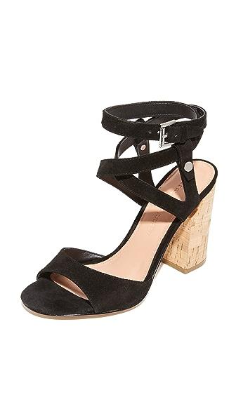 Sigerson Morrison Paulina II Sandals - Nero