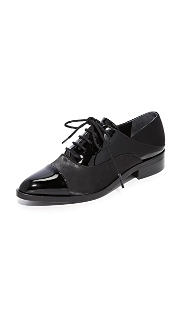 Sigerson Morrison Elinor Oxfords