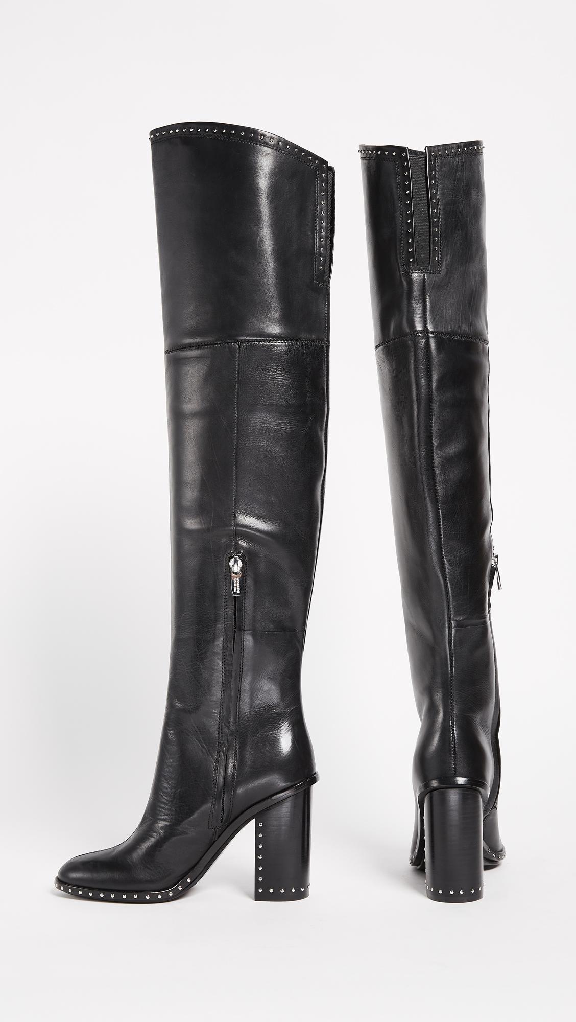 dedbce8bb58 Sigerson Morrison Mars Thigh High Boots
