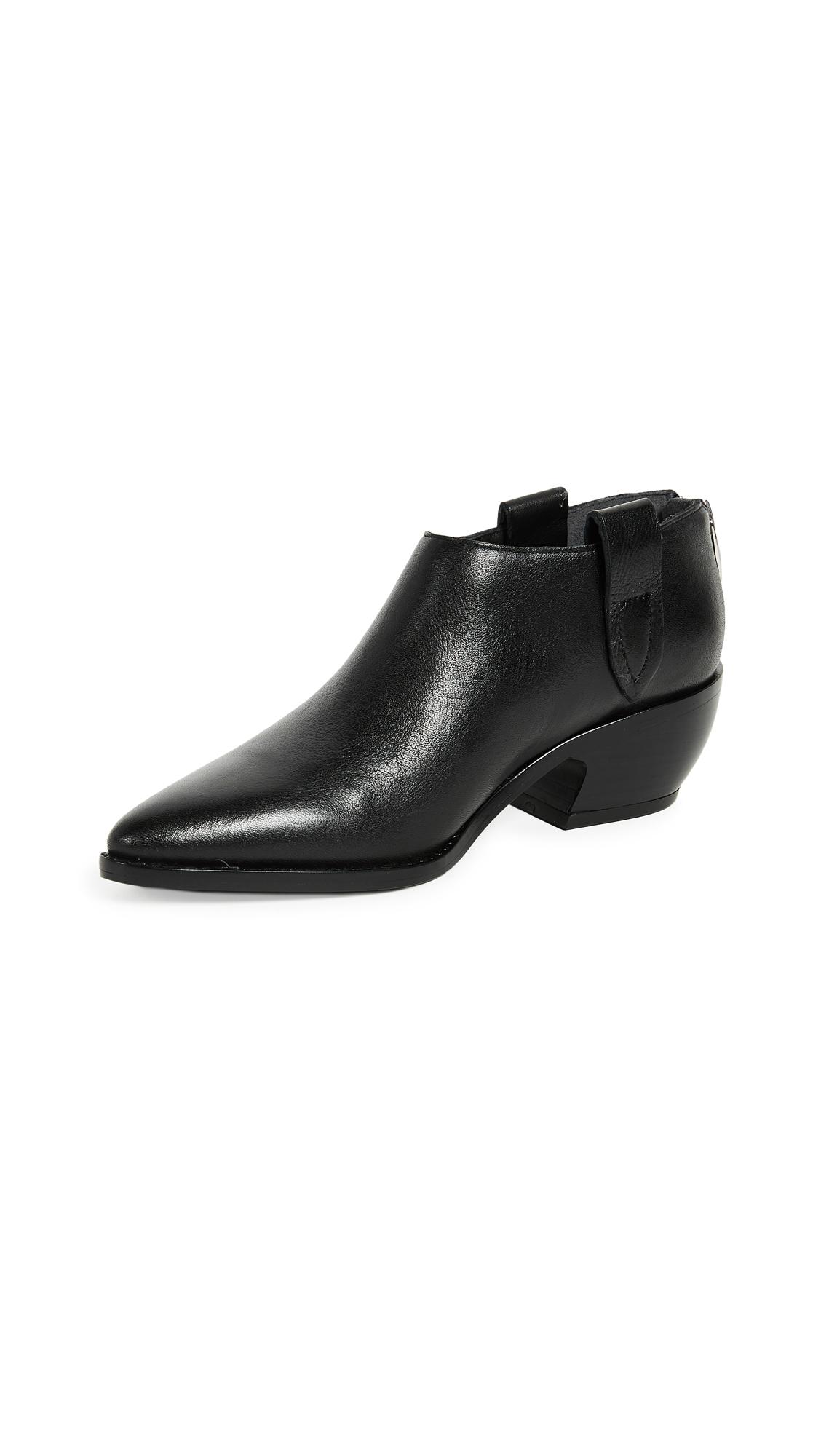Sigerson Morrison Dorie Ankle Boots - Black