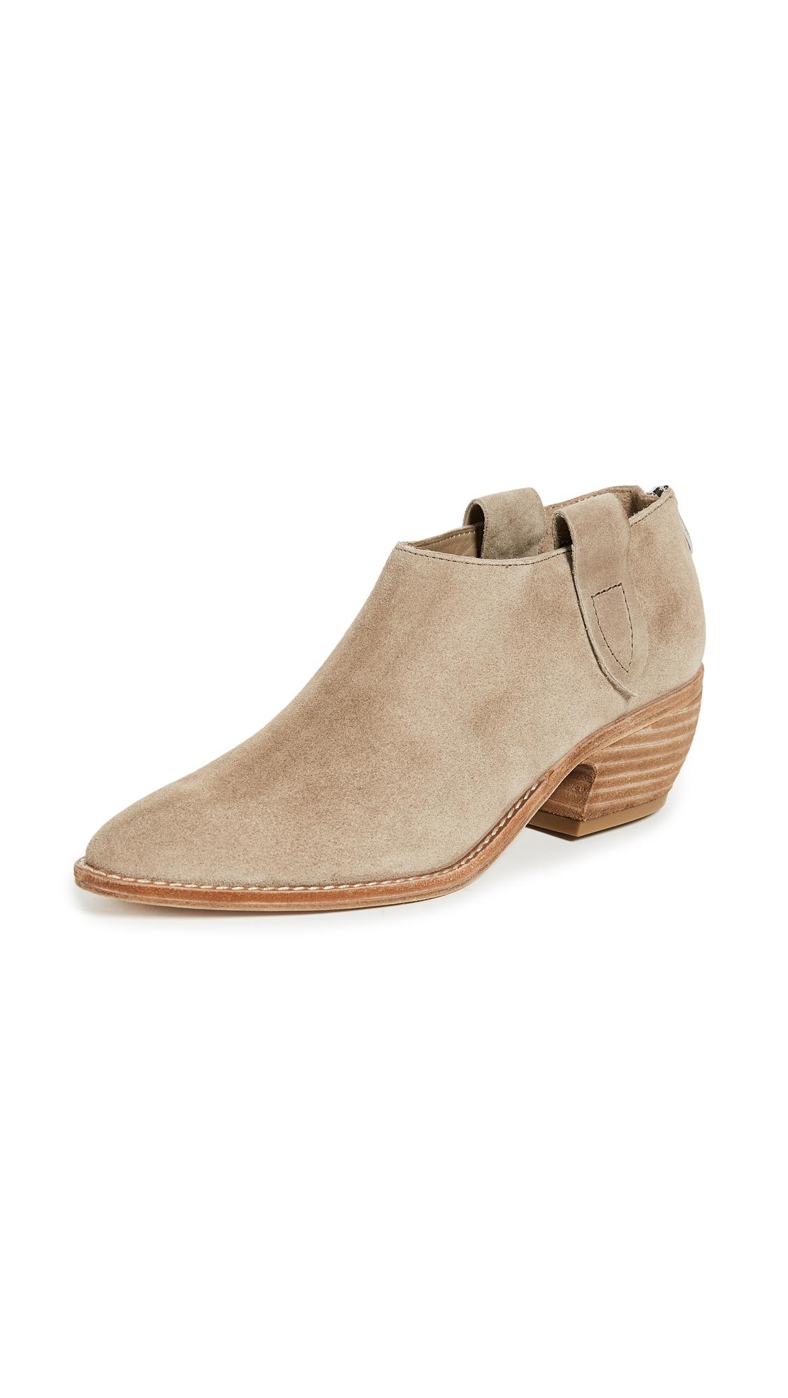 Sigerson Morrison Dorie Ankle Boots - Sand