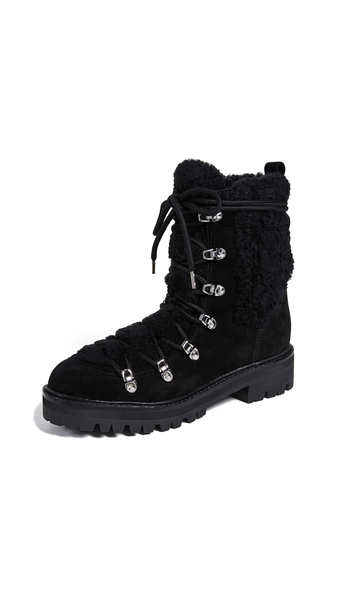 Sigerson Morrison Isla Shearling Boots