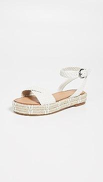17caf998f89 Designer White Sandals