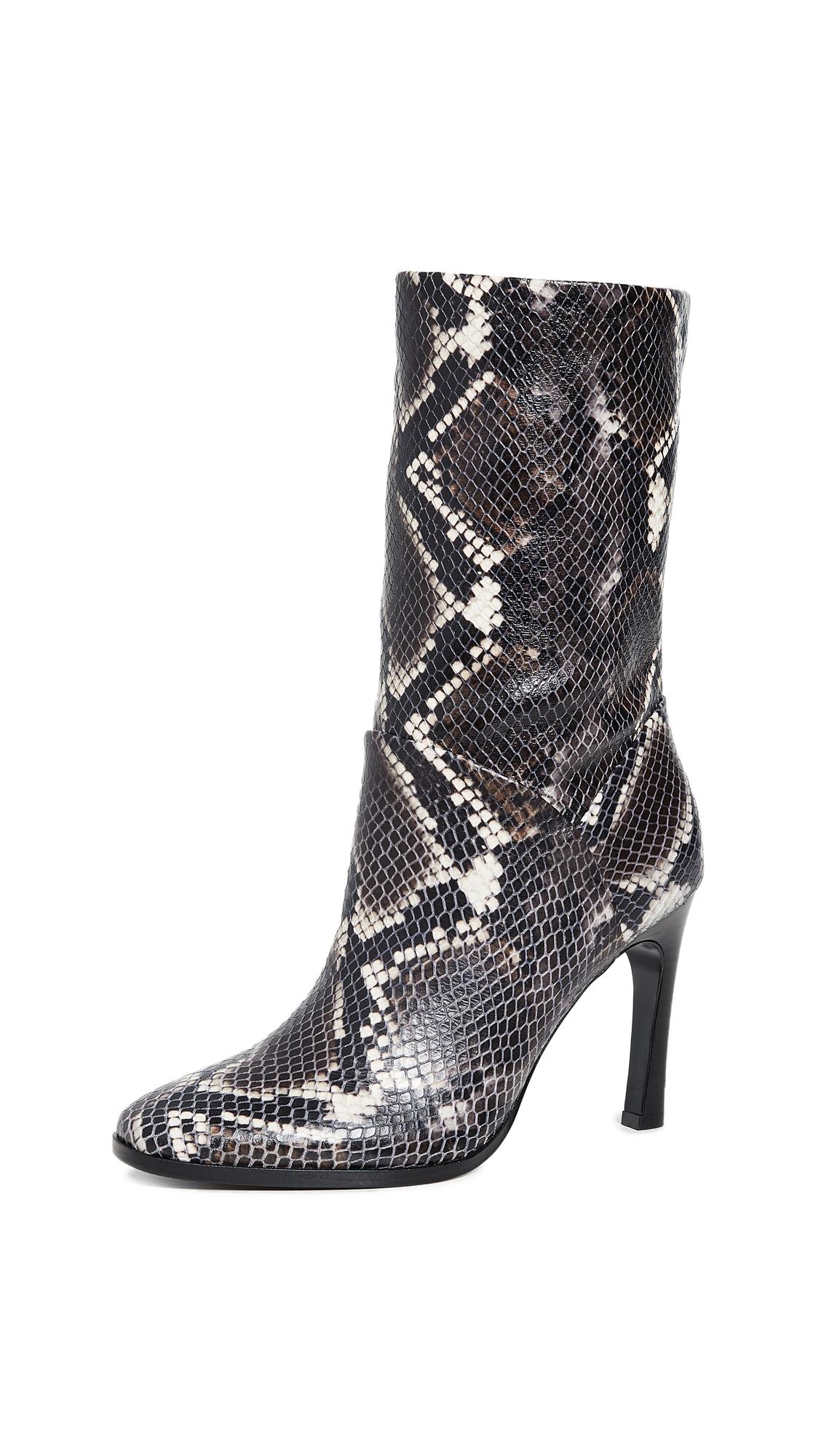 Buy Sigerson Morrison online - photo of Sigerson Morrison Kiona Mid Shaft Boots