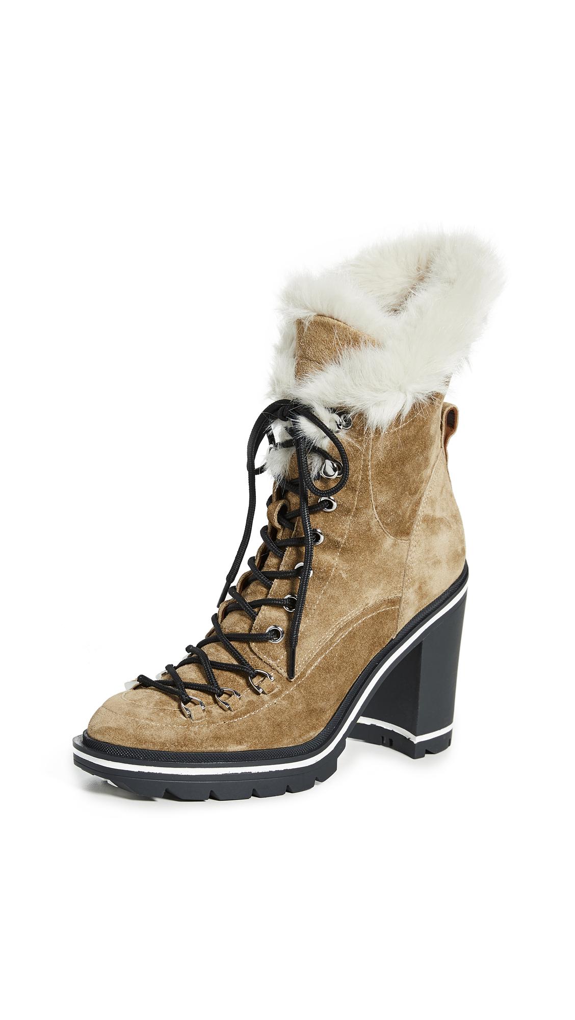 Buy Sigerson Morrison online - photo of Sigerson Morrison Odelia Combat Boots