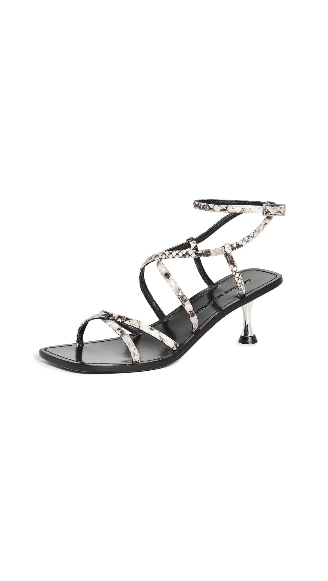 Buy Sigerson Morrison Irma Sandals online, shop Sigerson Morrison