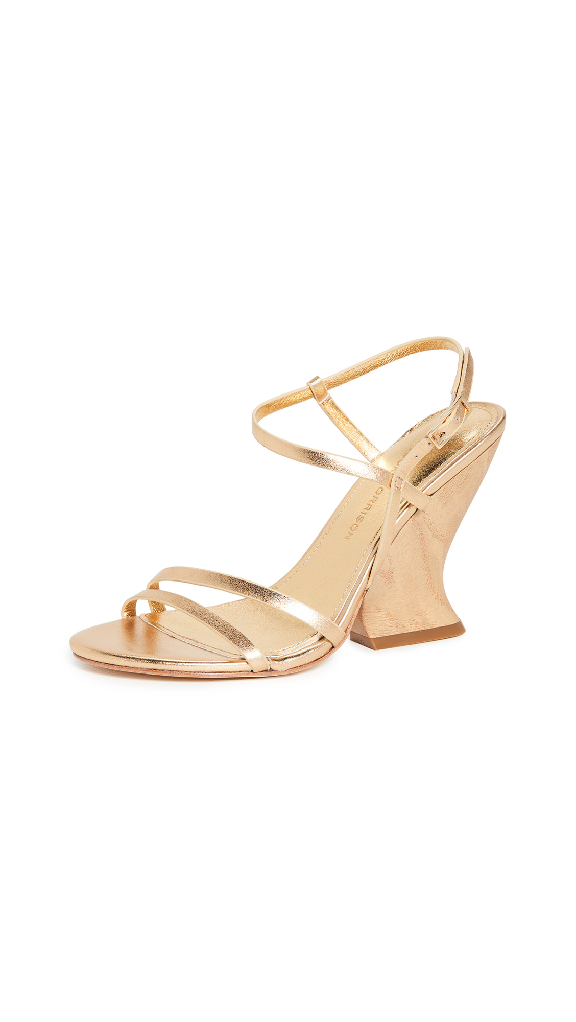 Buy Sigerson Morrison Willa Wedge Sandals online, shop Sigerson Morrison