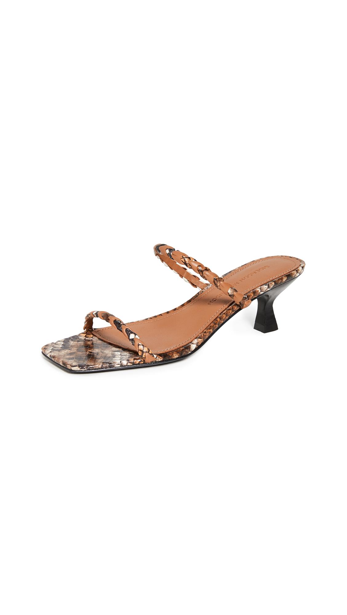 Buy Sigerson Morrison Abnel Sandals online, shop Sigerson Morrison