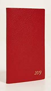 Smythson 2019 Diary Panama 笔记本