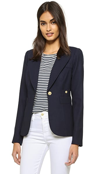 Smythe One Button Blazer Shopbop
