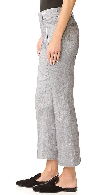 SMYTHE Cropped Flare Pants