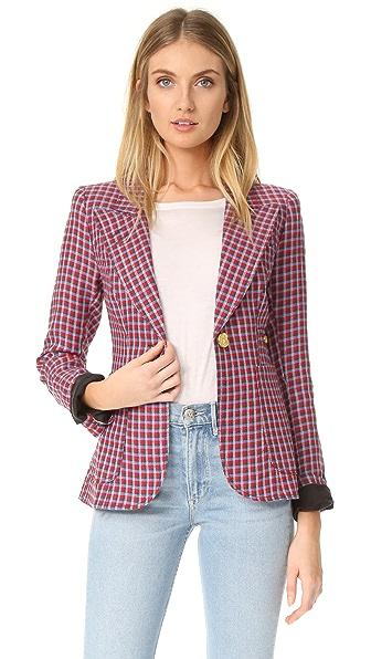 SMYTHE Patch Pocket Dutchess Blazer at Shopbop