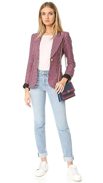 SMYTHE Patch Pocket Dutchess Blazer