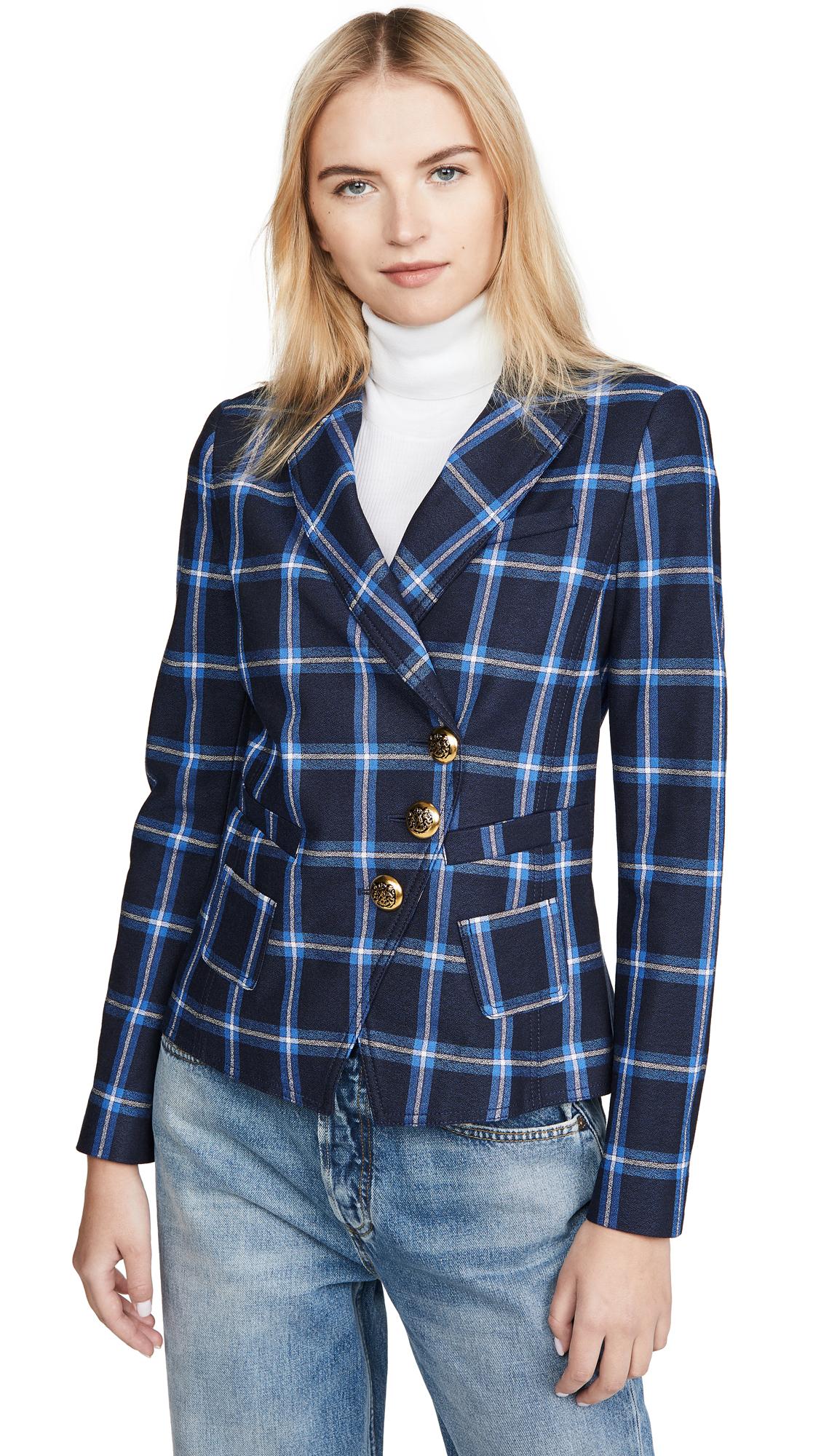 Buy SMYTHE online - photo of SMYTHE Wrap Blazer