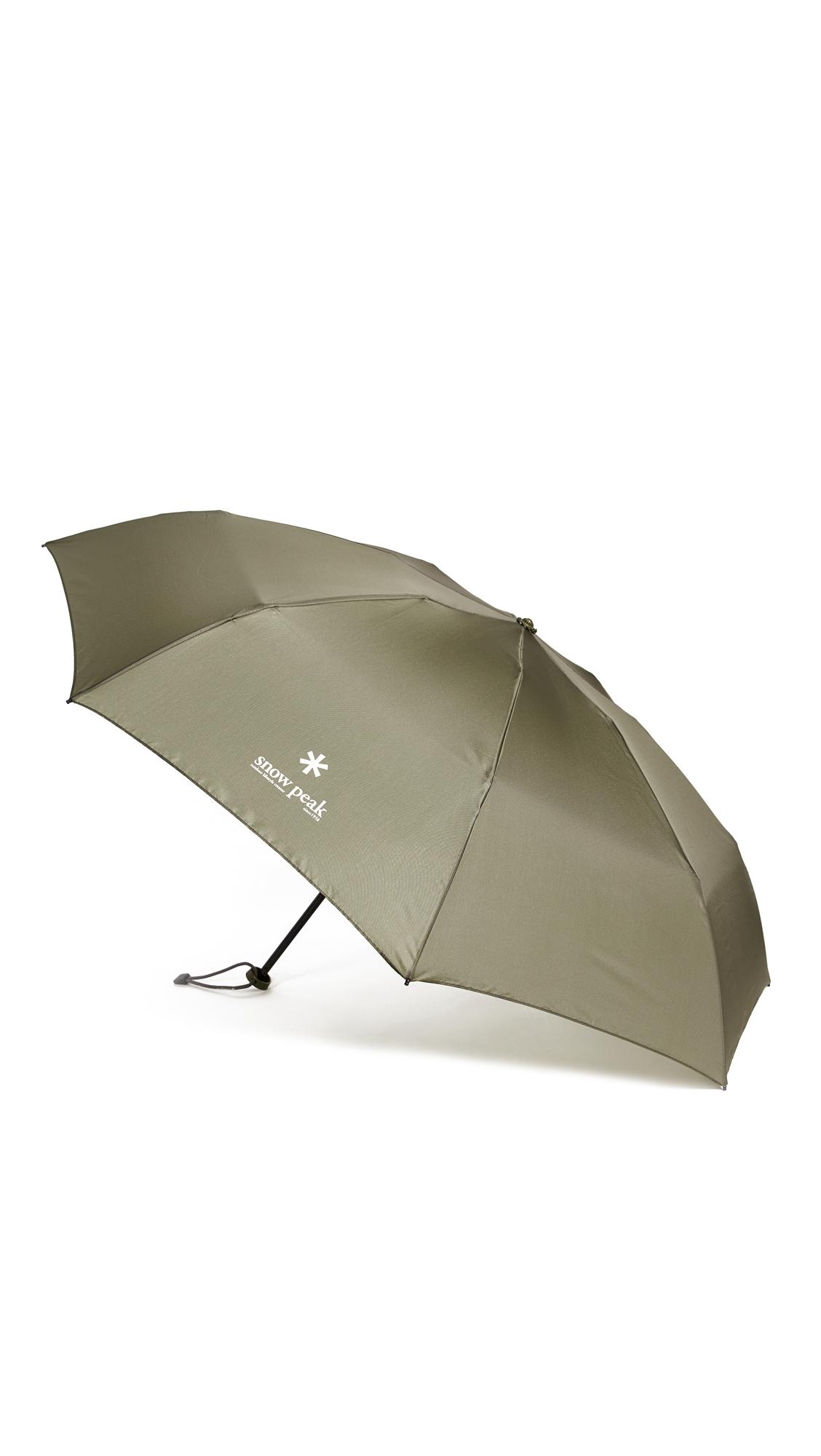 SNOW PEAK Umbrella in Grey