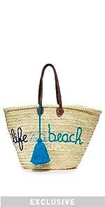 Life's a Beach Tote Soeur Du Maroc