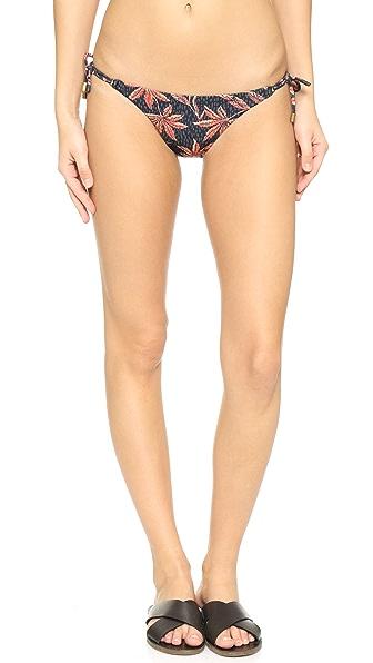 SOFIA by ViX Flora Long Tie Bikini Bottoms