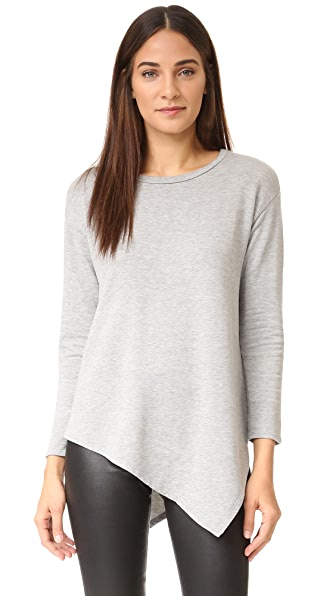 Soft Joie Tammy B Sweatshirt - Heather Grey