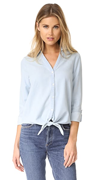 Soft Joie Crysta Button Down Shirt
