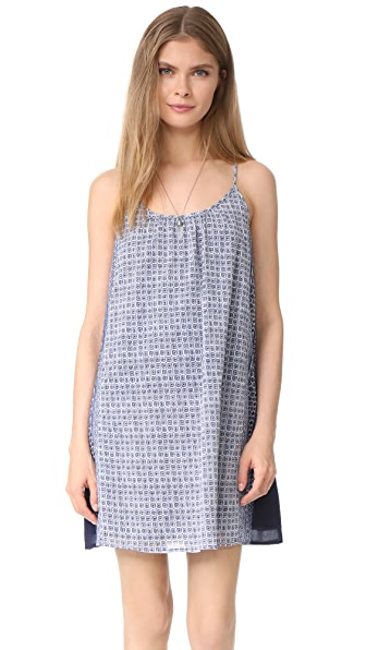 Soft Joie Jorell B Dress - Porcelain/Santiago
