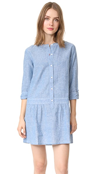 Soft Joie Amiri Dress In Indigo