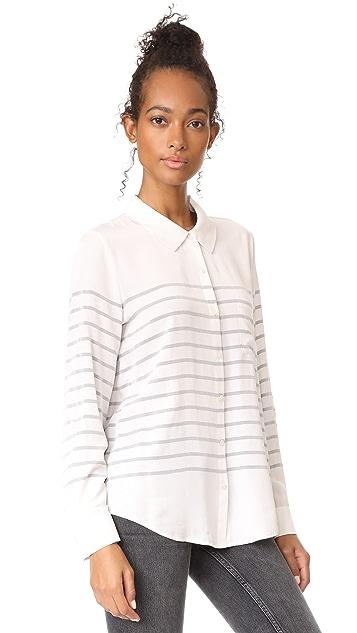 Soft Joie Anabella Button Down Shirt