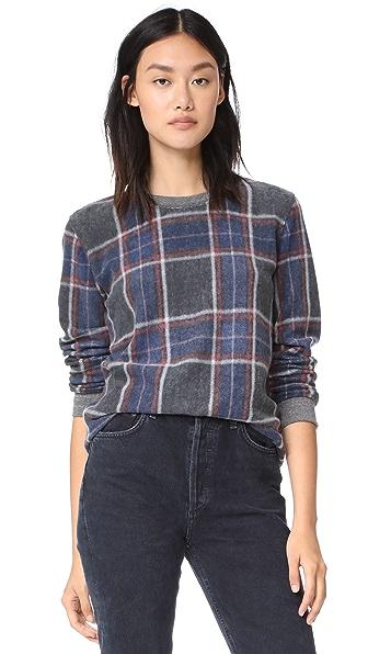 Soft Joie Maritza Sweatshirt In Cotswold Blue
