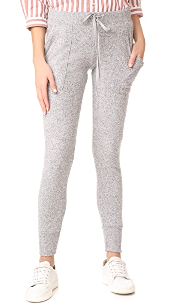 Soft Joie Tendra Pants In Heather Grey