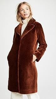 SOIA & KYO Rubina 羊毛大衣