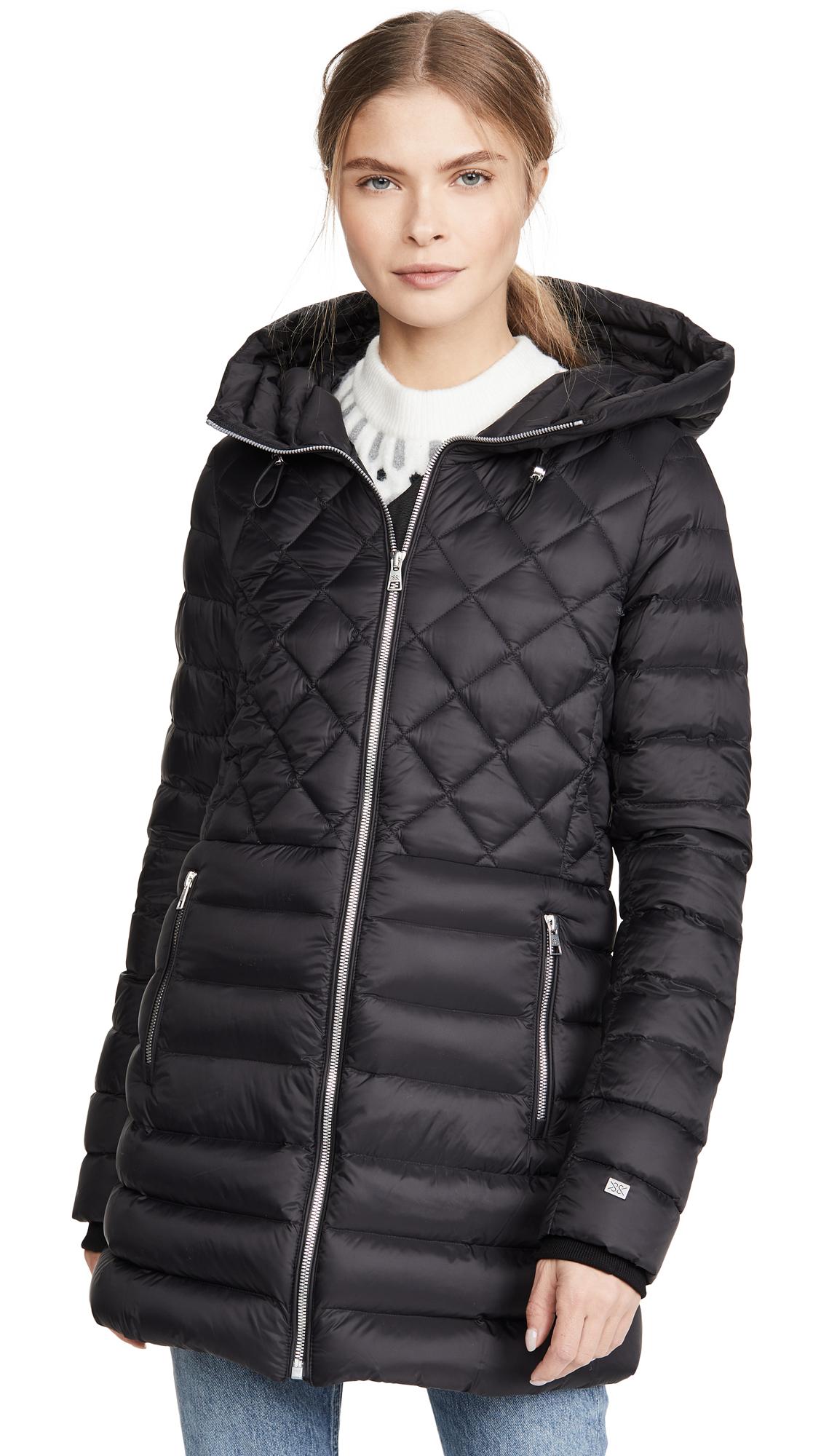 Buy SOIA & KYO online - photo of SOIA & KYO Alyssandra Coat