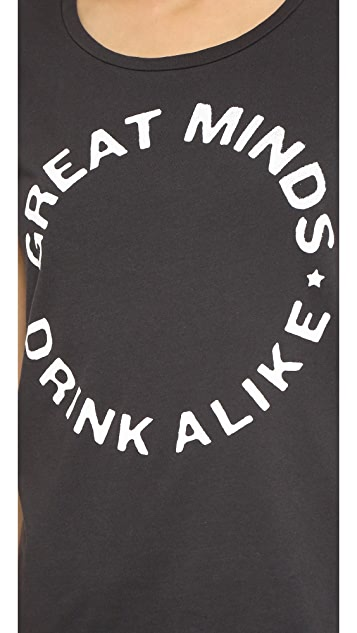 Sol Angeles Great Minds Tee