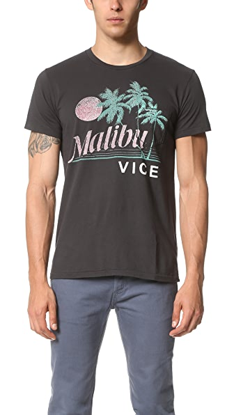 Sol Angeles Malibu Vice Crew Pocket Tee