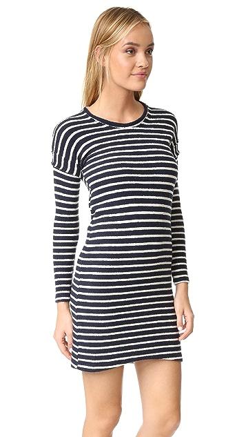 Sol Angeles Stripe Cocoon Dress