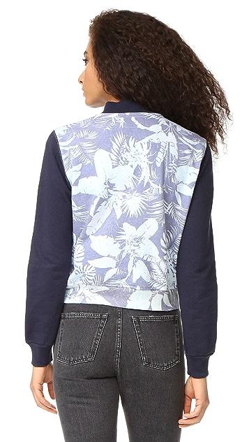 Sol Angeles Mystique Bomber Jacket