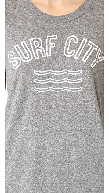 Sol Angeles Surf City Rolled Crew