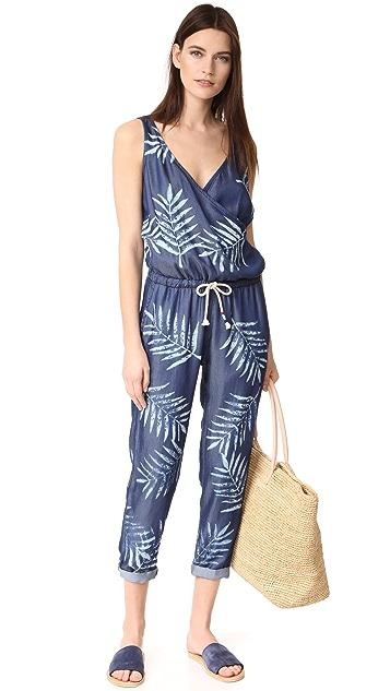 Sol Angeles Palm Jumpsuit