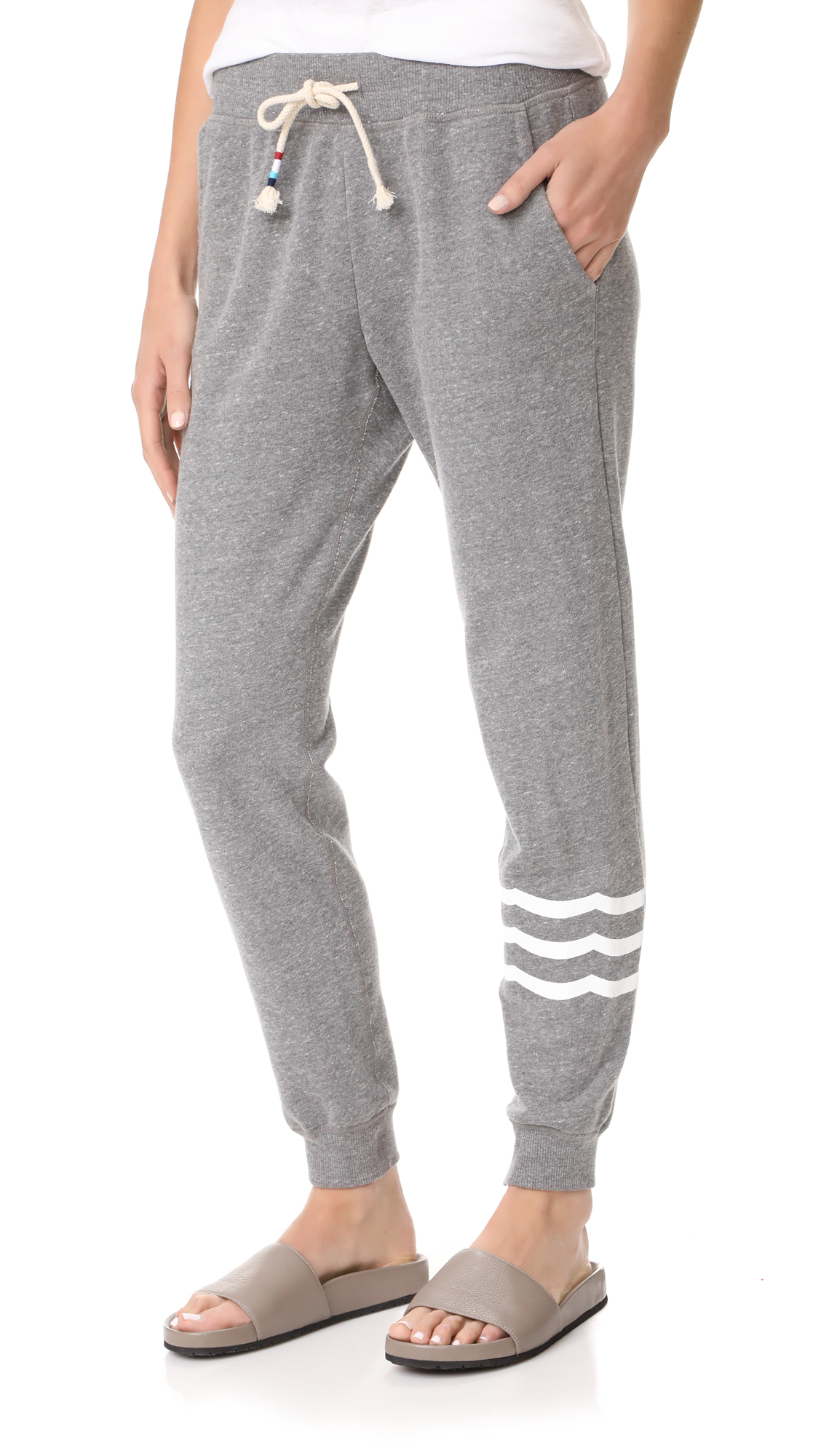 Sol Angeles Sol Essential Sweatpants - Heather