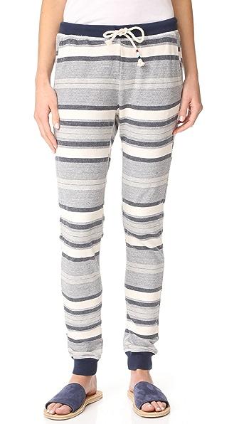 Sol Angeles Mayan Stripe Jogger Pants
