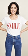 Sol Angeles Smile 圆领 T 恤