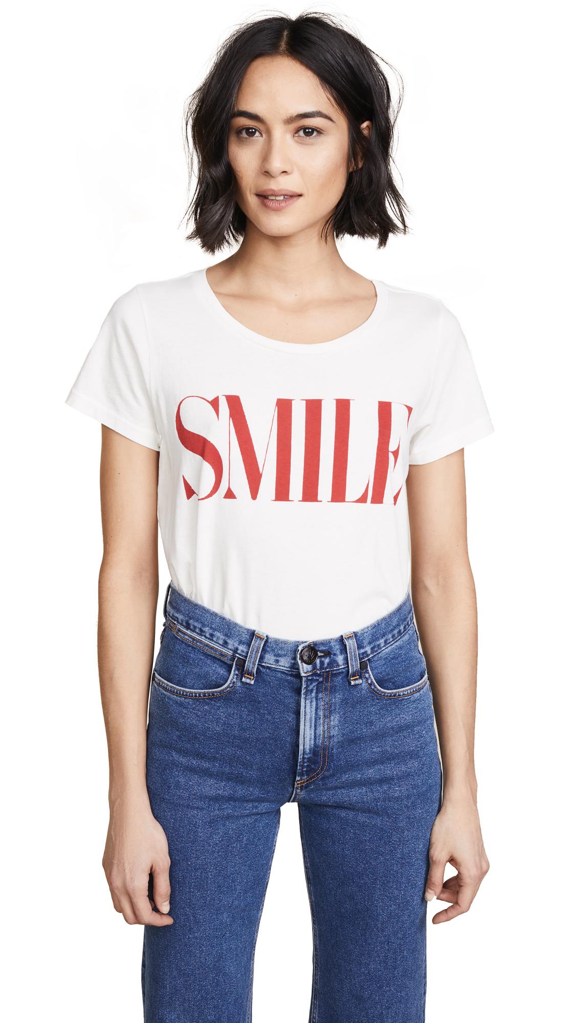 SMILE CREW TEE