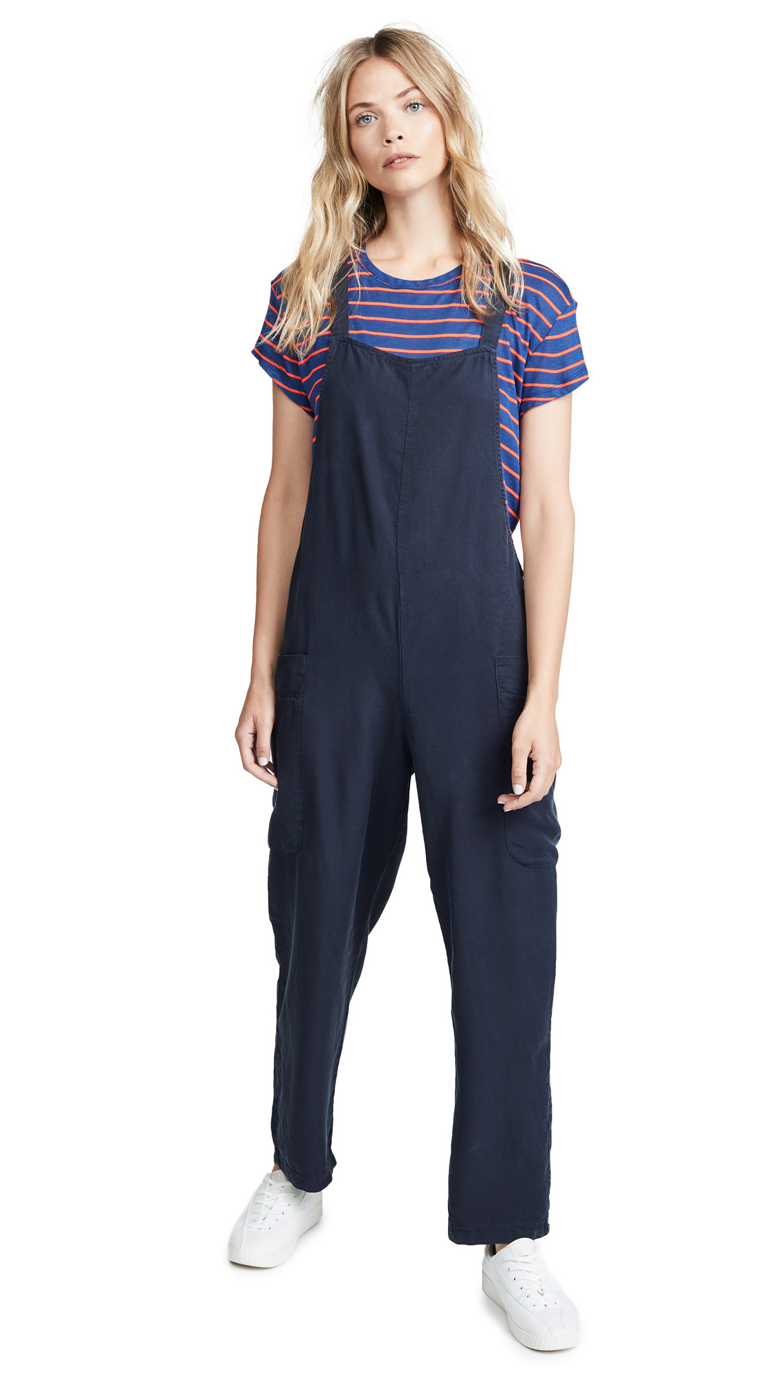 Sol Angeles Overall Romper