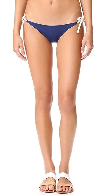Solid & Striped The Charlotte Bikini Bottoms