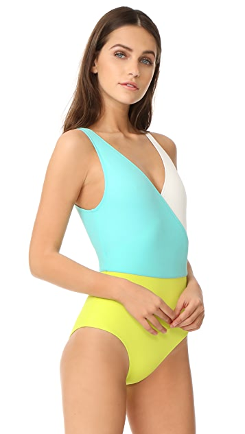 Solid & Striped The Ballerina One Piece