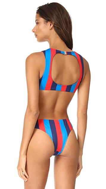 Solid & Striped The Olivia Bikini Top