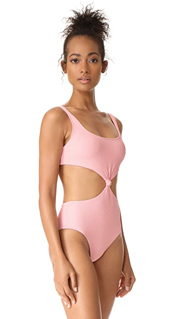 Solid & Striped The Bailey One Piece Swimsuit