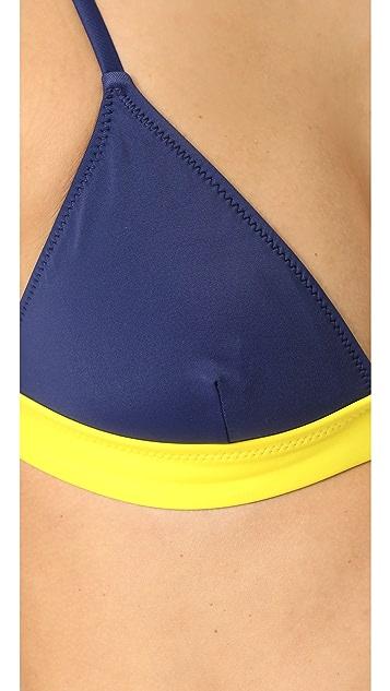 Solid & Striped Morgan Bikini Top