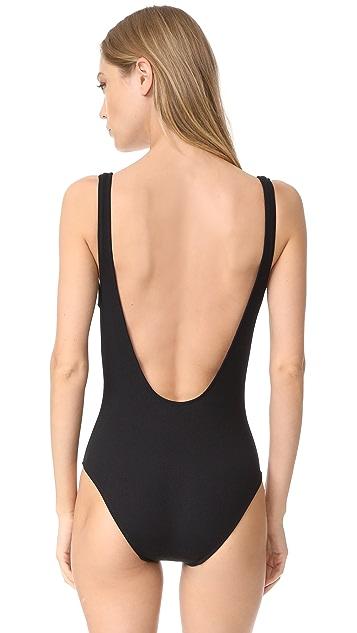Solid & Striped x STAUD Veronica Swimsuit