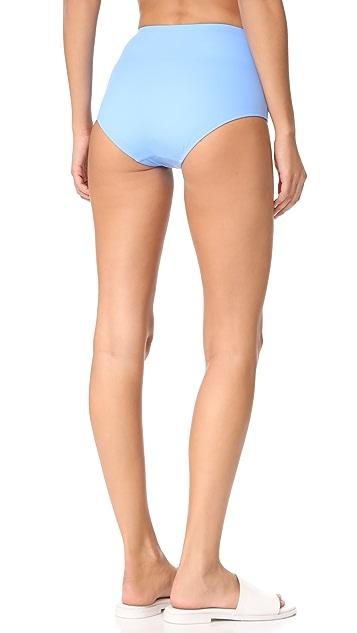 Solid & Striped x STAUD Gia Bikini Bottoms